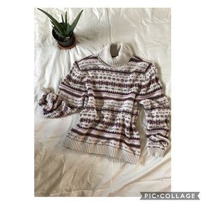 Cozy Vintage Sweater